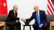 Trump'ın Erdoğan'a yazdığı mektup sızdırıldı