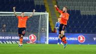 Medipol Başakşehir Göztepe'yi son dakikada mağlup etti