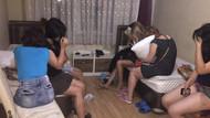 Fuhuş apartmanı: İşsiz kızları tehditle fuhuş yapmaya zorlamışlar