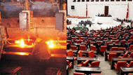 Ateş karşısında çalışan işçiye 60 gün bakana 90 gün!