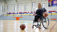 Latife Selin Şahin Avrupa'da forma giyecek ilk Türk kadın basketbolcu oldu