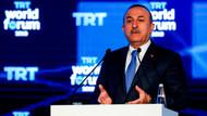 Çavuşoğlu TRT World Forum'da açıkladı: 35 saat içinde geri çekilmezlerse operasyon tekrar başlayacak