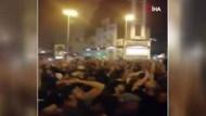 Beyrut'taki WhatsApp vergisi protestolarına damga vuran Erdoğan sloganları