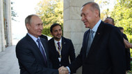 Putin ve Erdoğan görüşürken Rusya'dan şaşırtan açıklama