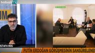 Mustafa Hoş AKP medyasında sansürlenen harita görüntüsünü anlattı