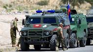 300 Rus askeri polisi, teröristler sınırdan çekilmesi için Suriye'de