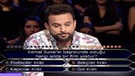 Kim Milyoner Olmak İster'e damga vuran Kemal Sunal sorusu