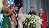 Selin Ciğerci ve Gökhan Çıra evlendi, nikah şahidi Demet Akalın oldu