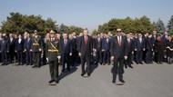 Törende dikkat çeken detay! Erdoğan CHP heyetini pas geçti