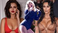 Selena Gomez Kardashian'ın Skims markasını paylaştı, tepki çekince sildi