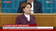 TRT Akşener'i görmüyor iddiasını çürüten görüntüler
