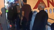 Kılıçdaroğlu'nun uçak sırasındaki fotoğrafı sosyal medyayı salladı
