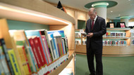 Erdoğan Cumhurbaşkanlığı Kütüphanesi'nde incelemede bulundu