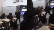 Liseli kızın derste öğretmen varken dans etmesi videosu: Fake mi, gerçek mi?
