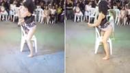 Sabah yazarından gözaltına alınan dansöze destek
