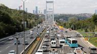 Otoyol ve köprü geçiş ücretlerine bu gece yarısından itibaren yüzde 20 zam yapıldı