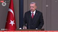 Erdoğan'dan son dakika Barış Pınarı Harekatı açıklaması