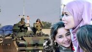 Gamze Özçelik'ten Suriye operasyonuna destek