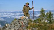 Suriye sınırında gerilim tırmanırken, Putin dağa tırmandı