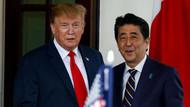 Trump, Putin yerine yanlışlıkla Japon Başbakanı Abe'nin doğumgününü kutladı