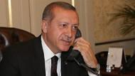 Erdoğan'dan liderlere operasyon telefonu!
