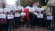 Ali Koç hakkımızı aldık demişti, Kenan Evren Lisesi öğrencileri protesto etti