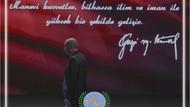AKP'li Nevşehir Belediyesi'nin 10 Kasım mesajında Atatürk yok, Erdoğan var