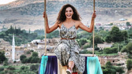 Hercai'nin yıldızı Ebru Şahin'in türkü performansına hayranlarından tam not