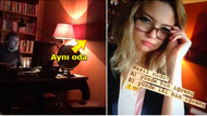 Ahmet Hakan ve Melike Çamlıoğlu'nun aynı yerlerde yaptıkları paylaşımlar kafaları karıştırdı