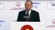 Erdoğan'dan işsizlik rakamları açıklaması