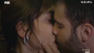 Ceyda'nın öpüşme sahnesi Kadın dizisine damga vurdu