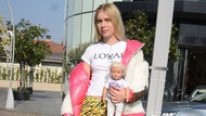 Aleyna Tilki'nin bebeğinin sırrı: Kendime çok benzetiyorum