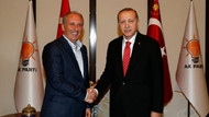 Erdoğan'la görüşen isim İnce'dir diyen Rahmi Turan özür diledi