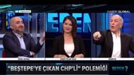 AKP'li gazeteci, Hükümeti Minareler için eleştirdim deyince İsmail Saymaz gülme krizine girdi