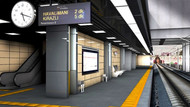 İBB Yenikapı Havalimanı hafif metro hattı kapasite artış ihalesini yeniden açtı