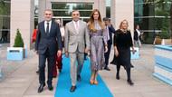 2014 Dünya Güzeli İstanbul Adalet Sarayı'nı gezdi