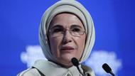 Yeni Akit Gazetesi yazarı Emine Erdoğan'ın konuşmasını eleştirdi