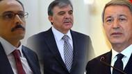 Milli Gazete'den yeni Saray iddiası: Hulusi Akar ve İbrahim Kalın Abdullah Gül ile görüştü