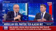 Ali Babacan ilk kez canlı yayında: Abdullah Gül'e başımıza geçin dedim