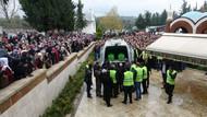 Sahte peygamber Evrenosoğlu Bursa'da toprağa verildi, cenazeye yaklaşık 3 bin kişi katıldı