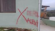İzmir'de Alevi ailenin evinin kırmızı çarpı ile işaretlenmesine soruşturma