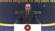 Erdoğan: Nefsimize ağır gelse de hayatımızın merkezine dinimizin hükümlerini yerleştireceğiz