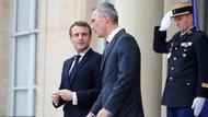 Macron'dan skandal Türkiye açıklaması: Suriye'ye operasyon yapıp dayanışma beklemesinler