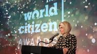 Emine Erdoğan, TRT World Citizen Ödül Törenine katıldı