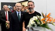 Kılıçdaroğlu ve Yavaş Cem Yılmaz'ı izledi!