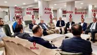 Devletten AKP İl Başkanına toplu ziyaret!