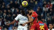 Kasımpaşa Yeni Malatyaspor maçından sonra soyunma odasında kavga