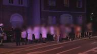 350 erkek ve kadının katıldığı swinger toplu cinsel ilişki partisinde 11 kişi hastanelik oldu