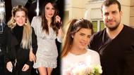 Damla Ersubaşı eşi Mustafa Can Keser'i affetti! Esra Balamir'in doğum gününde eğlendi