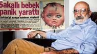 Sakallı bebek haberinin altından Ahmet Altan çıktı